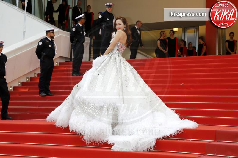 Jessica Jung - Cannes - 14-05-2019 - Cannes 2019: le foto della prima giornata