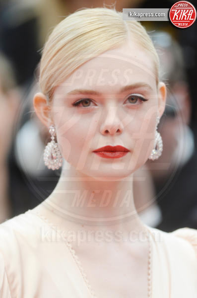 Elle Fanning - Cannes - 14-05-2019 - Cannes 2019: le foto della prima giornata