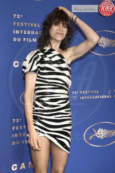 Charlotte Gainsbourg - Cannes - 14-05-2019 - Cannes 2019: Selena Gomez incanta in corto bianco al Gala Dinner