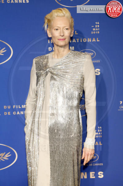 Tilda Swinton - Cannes - 14-05-2019 - Cannes 2019: Selena Gomez incanta in corto bianco al Gala Dinner