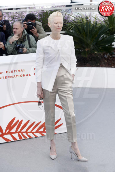 Tilda Swinton - Cannes - 16-05-2019 - Cannes 2019: The Dead Don't Die apre la kermesse