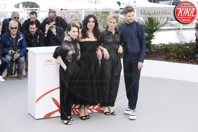 Lukas Dhont, Nurhan Sekerci-Porst, Marina Fois, Nadine Labaki - Cannes - 15-05-2019 - Cannes 2019:  la giuria Un Certain Regard