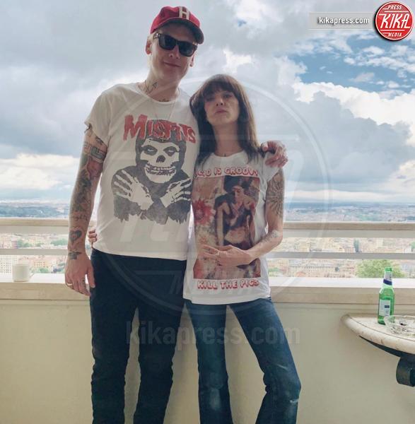 Matt Skiba, Asia Argento - 15-05-2019 - Asia Argento: il suo nuovo amore è uno dei Blink 182?