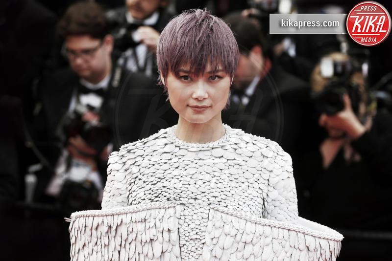 Chris Lee, Li Yuchun - Cannes - 15-05-2019 - Cannes 2019: le prime volte di Melissa Satta e Tina Kunakey