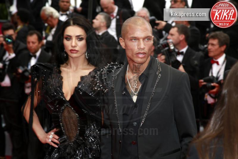 Andreea Sasu, Jeremy Meeks - Cannes - 14-05-2019 - Cannes 2019: le foto della prima giornata