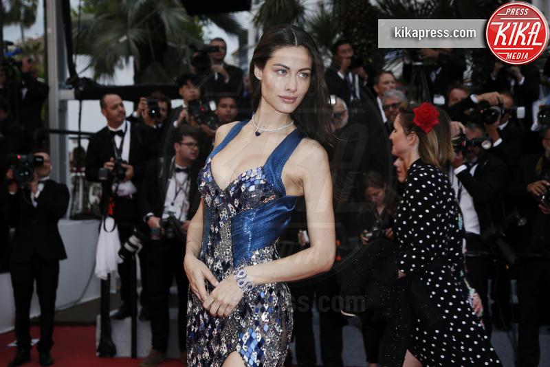 Marica Pellegrinelli - Cannes - 17-05-2019 - Cannes 2019: i gioielli delle star brillano sul red carpet