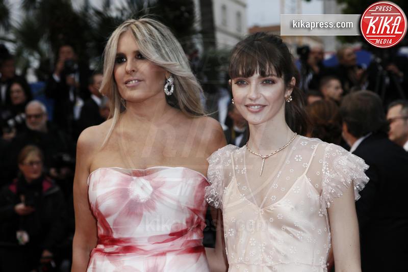 Annabelle Belmondo, Tiziana Rocca - Cannes - 17-05-2019 - Cannes 2019: i gioielli delle star brillano sul red carpet