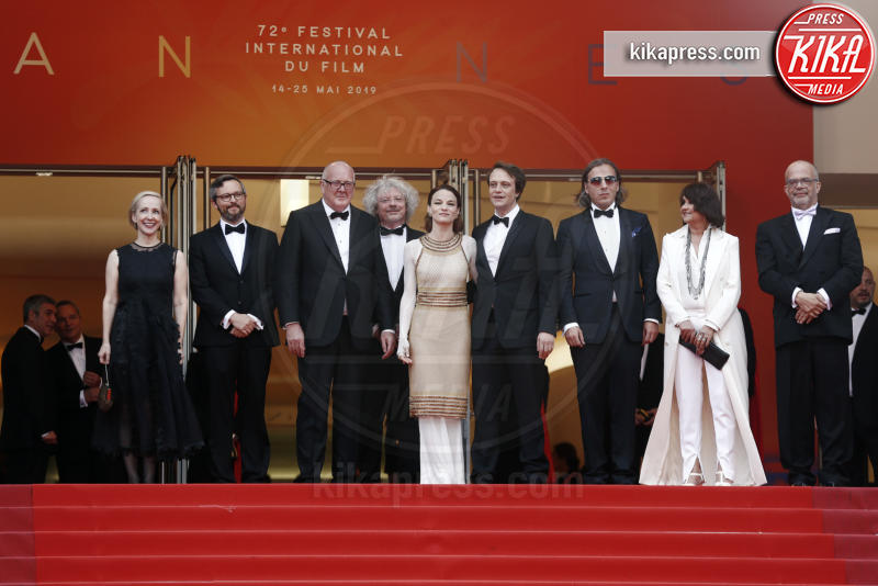 Valerie Pachner, Grant Hill, August Diehl - Cannes - 19-05-2019 - Cannes 2019, Elsa Hosk, Victoria's Secret arriva sulla croisette