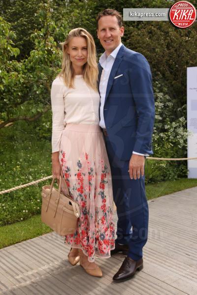 Brendan Cole - Londra - 20-05-2019 - Kate Middleton, Superga e culotte al Chelsea Flower Show