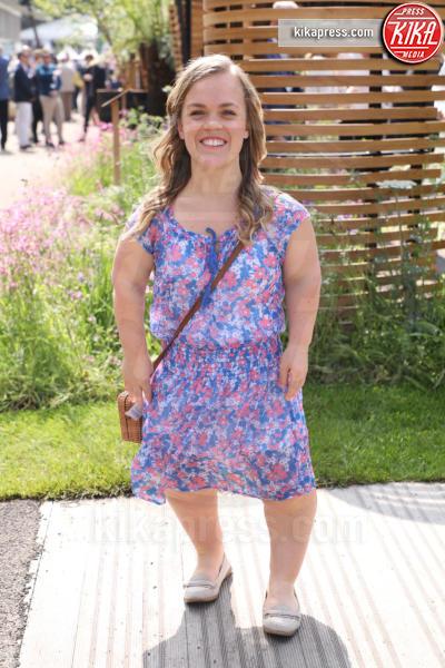 Ellie Simmonds - Londra - 20-05-2019 - Kate Middleton, Superga e culotte al Chelsea Flower Show