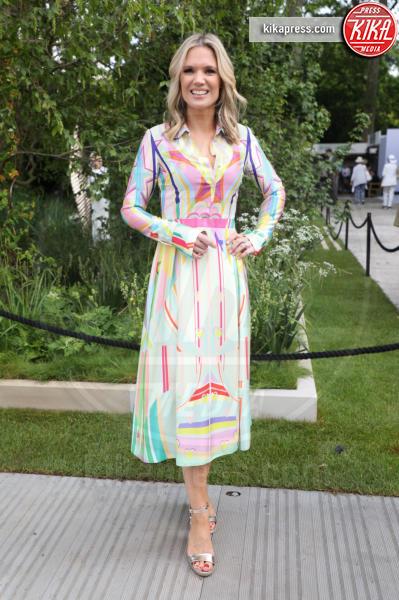 Charlotte Hawkins - Londra - 20-05-2019 - Kate Middleton, Superga e culotte al Chelsea Flower Show