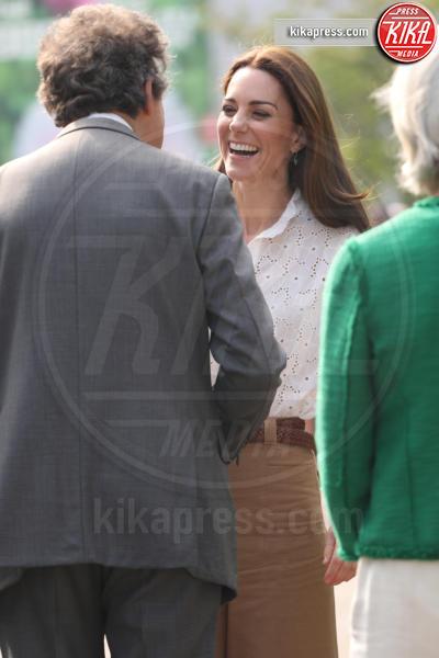 Kate Middleton - Londra - 20-05-2019 - Kate Middleton, Superga e culotte al Chelsea Flower Show