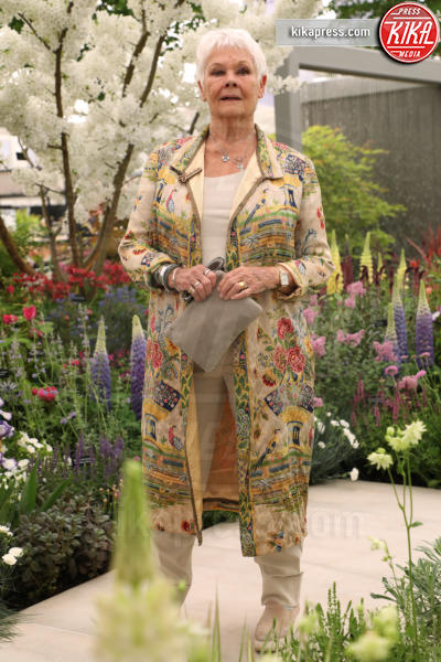 Judi Dench - Londra - 20-05-2019 - Kate Middleton, Superga e culotte al Chelsea Flower Show