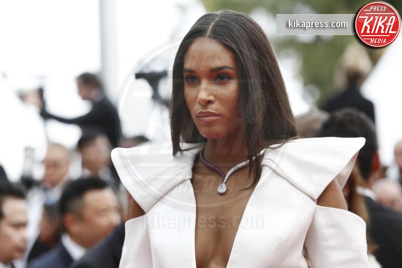 Cindy Bruna - Cannes - 20-05-2019 - Cannes 2019: i gioielli delle star brillano sul red carpet