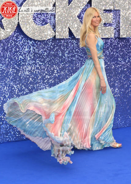 Claudia Vaughn née Schiffer, Claudia Schiffer - Londra - 20-05-2019 - Robbie Williams & Co: le star che credono ai fantasmi