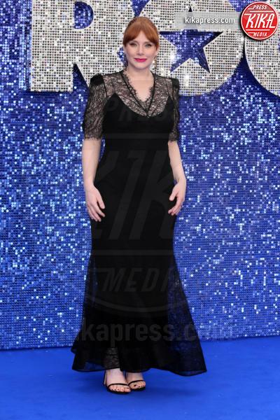 Bryce Dallas Howard - Londra - 20-05-2019 - Claudia Schiffer porta l'arcobaleno alla première di Rocketman