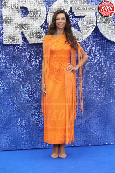 Terri Seymour - Londra - 20-05-2019 - Claudia Schiffer porta l'arcobaleno alla première di Rocketman