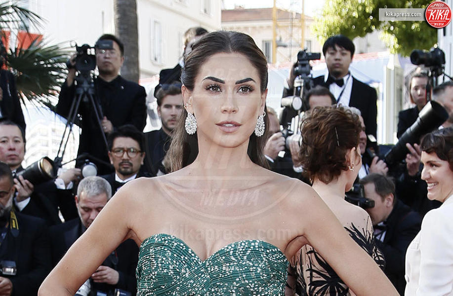 Melissa Satta - Cannes - 15-05-2019 - Cannes 2019: i gioielli delle star brillano sul red carpet