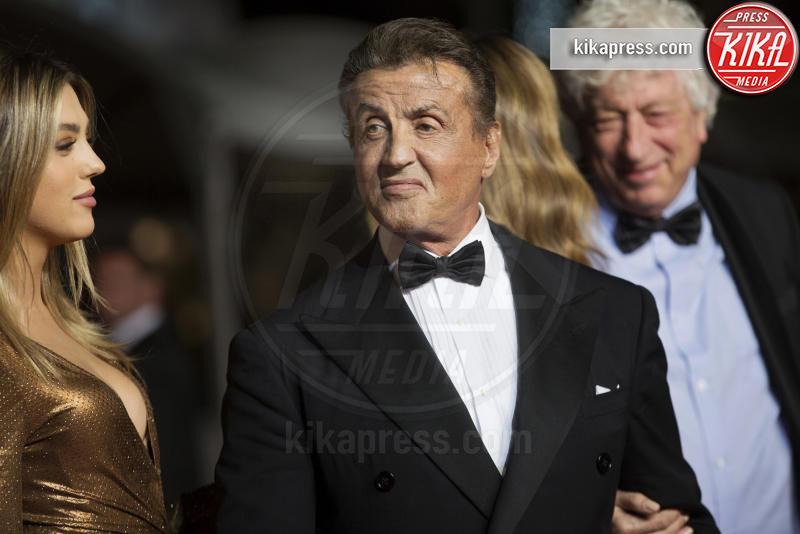 Jennifer Flavin, Sylvester Stallone - Cannes - 24-05-2019 - Cannes 2019, è la notte di Sylvester Stallone e di Rambo 5