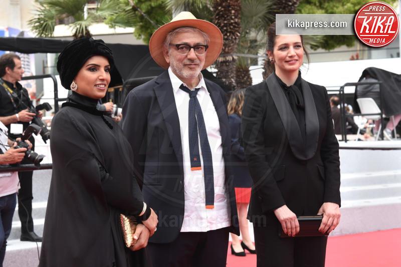 Fatma Hassan Al Remaihi, Elia Suleiman - Cannes - 24-05-2019 - Cannes 2019, il meglio della penultima giornata