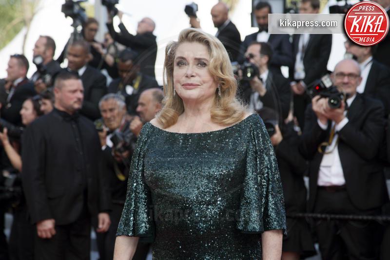 Catherine Deneuve - Cannes - 26-05-2019 - Catherine Deneuve ha avuto un malore: