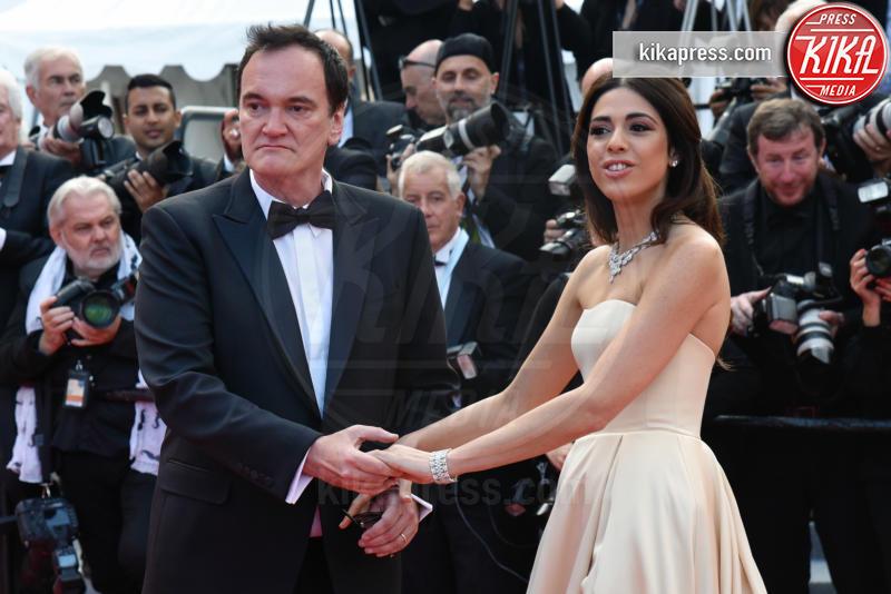 Daniella Tarantino, Quentin Tarantino - Cannes - 25-05-2019 - Festival di Cannes 2019: l'ultimo red carpet