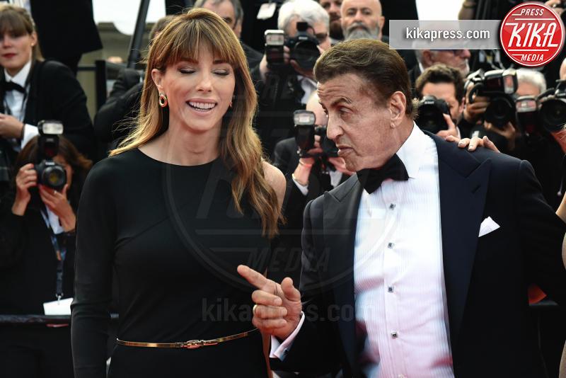 Jennifer Flavin, Sylvester Stallone - Cannes - 25-05-2019 - Festival di Cannes 2019: l'ultimo red carpet