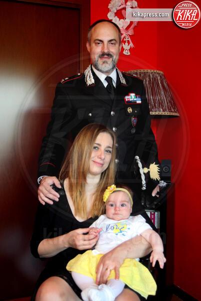 Famiglia Forconi Pace, Filomena Di Gennaro, Peter Forconi Pace - Roma - 01-06-2019 - Filomena: