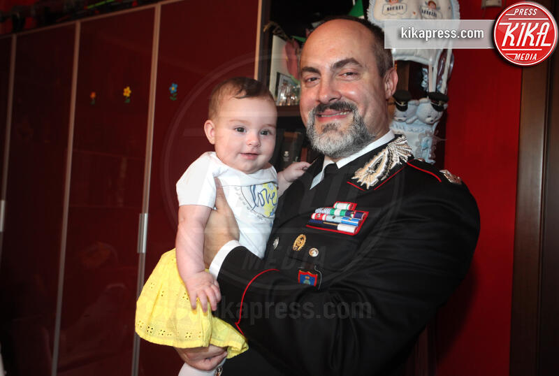 Famiglia Forconi Pace, Peter Forconi Pace - Roma - 01-06-2019 - Filomena:
