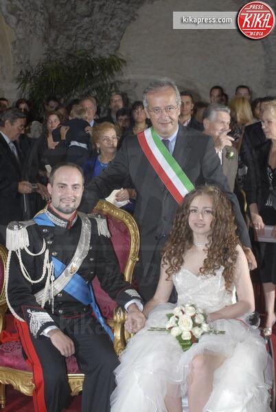 Famiglia Forconi Pace, Filomena Di Gennaro, Peter Forconi Pace - Roma - Filomena: