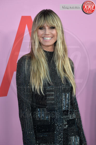 Heidi Klum - New York - 06-06-2019 - CFDA 2019: Jennifer Lopez è la Fashion Icon