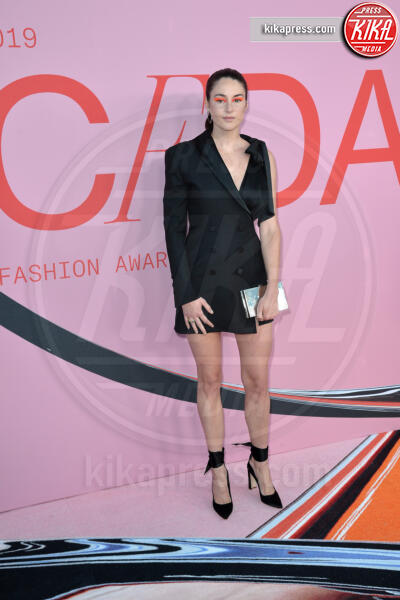 Shailene Woodley - New York - 06-06-2019 - CFDA 2019: Jennifer Lopez è la Fashion Icon