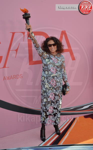 Diane Von Furstenberg - New York - 06-06-2019 - CFDA 2019: Jennifer Lopez è la Fashion Icon