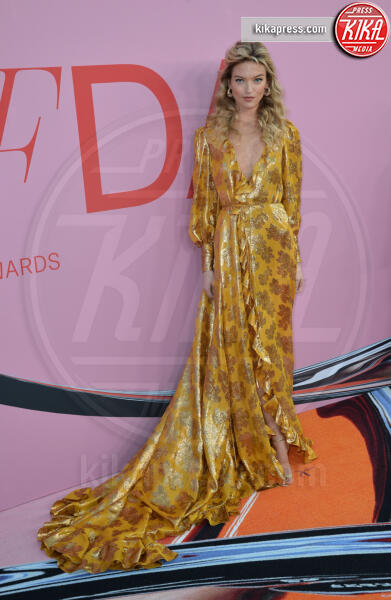Martha Hunt - New York - 06-06-2019 - CFDA 2019: Jennifer Lopez è la Fashion Icon