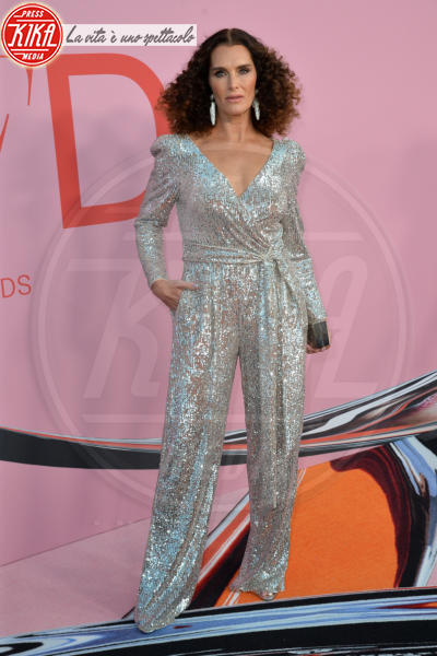 Brooke Shields - New York - 06-06-2019 - CFDA 2019: Jennifer Lopez è la Fashion Icon