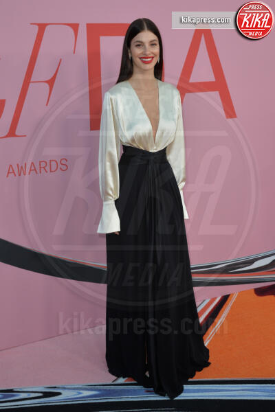 Camila Morrone - New York - 06-06-2019 - CFDA 2019: Jennifer Lopez è la Fashion Icon