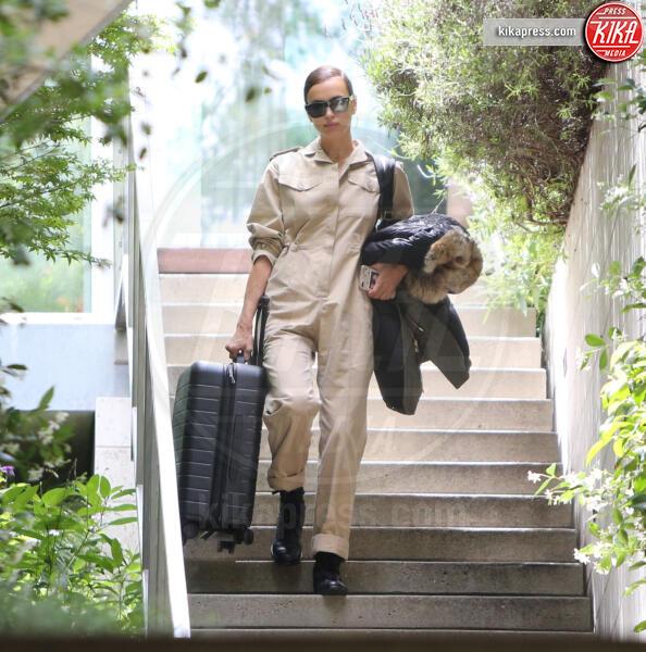 Irina Shayk - Los Angeles - 06-06-2019 - A marzo una famiglia felice, a giugno Irina se ne va di casa