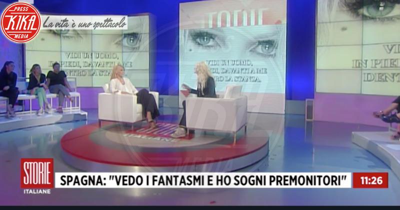 Eleonora Daniele, Ivana Spagna - 07-06-2019 - Ivana Spagna& Co: le star che non sapevi credessero ai fantasmi