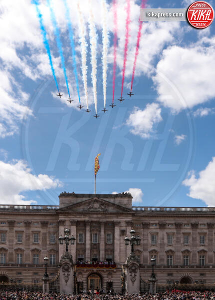 Londra - 08-06-2019 - Trooping the colour, è Louis la vera star della festa!