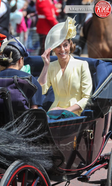 Meghan Markle, Kate Middleton - Londra - 08-06-2019 - Trooping the colour, è Louis la vera star della festa!