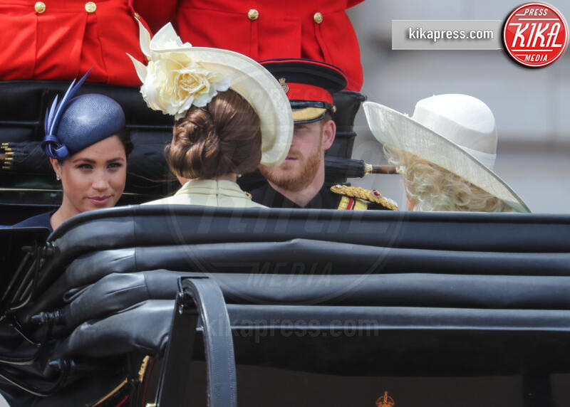 Meghan Markle, Principe Harry - Londra - 08-06-2019 - Trooping the colour, è Louis la vera star della festa!