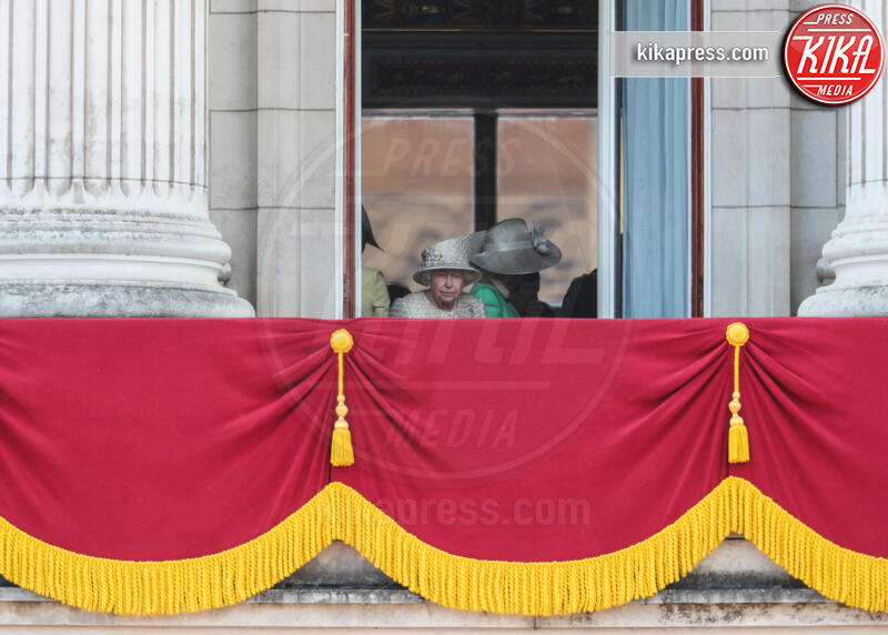 Regina Elisabetta II - Londra - 08-06-2019 - Trooping the colour, è Louis la vera star della festa!