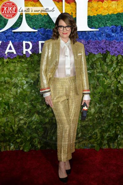 Tina Fey - New York - 09-06-2019 - Tony Awards 2019, il colpo di testa di Emily Ratajkowski