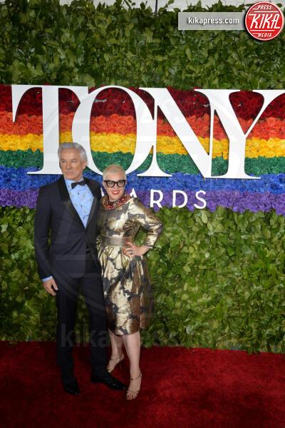 Catherine Martin, Baz Luhrmann - New York - 09-06-2019 - Tony Awards 2019, il colpo di testa di Emily Ratajkowski
