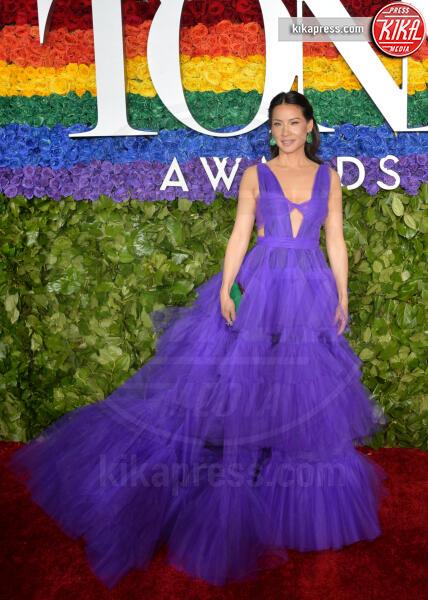 Lucy Liu - New York - 09-06-2019 - Tony Awards 2019, il colpo di testa di Emily Ratajkowski