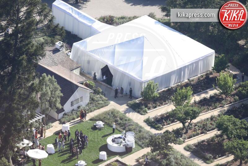 Nozze Pratt Schwarzenegger - Santa Barbara - 10-06-2019 - Chris Pratt e Katherine Schwarzenegger, le foto delle nozze