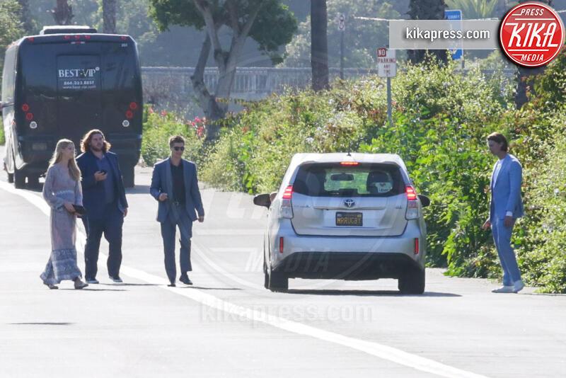 Patrick Schwarzenegger - Santa Barbara - 10-06-2019 - Chris Pratt e Katherine Schwarzenegger, le foto delle nozze