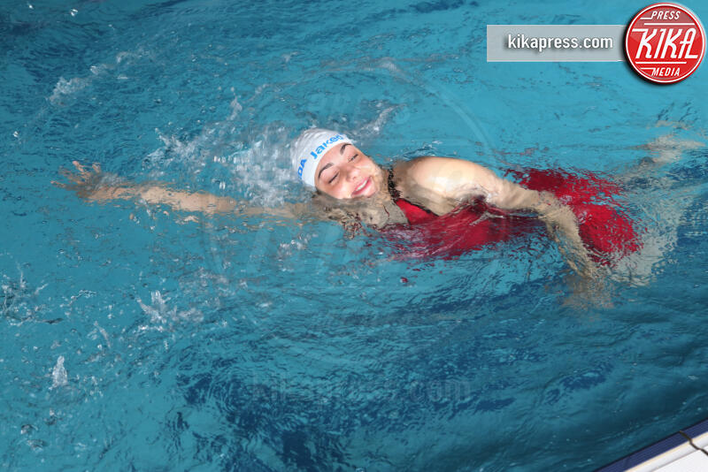 04-06-2019 - Un incidente non l'ha fermata. Angela sogna i Mondiali di nuoto