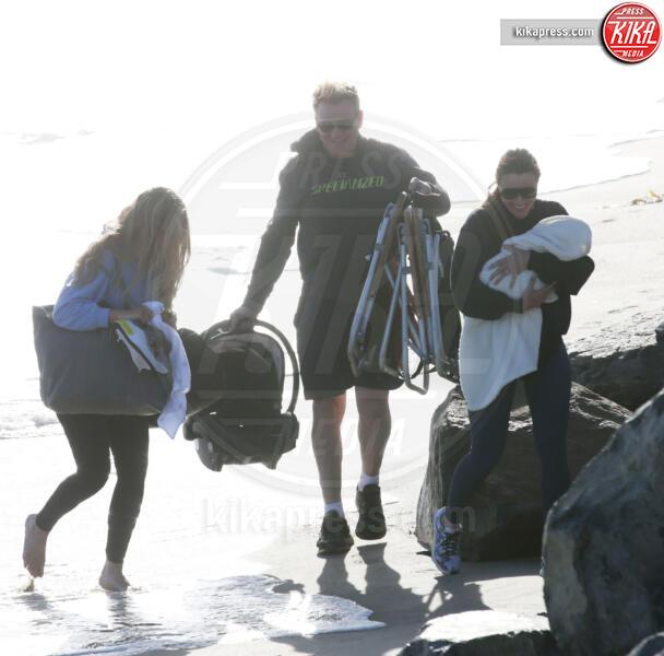 Gordon Ramsay - Malibu - 09-06-2019 - Famiglia Ramsay: la prima uscita di Oscar è al mare