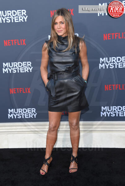 Jennifer Aniston - Westwood - 10-06-2019 - Adam Sandler e Jennifer Aniston ancora insieme!
